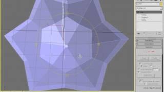 Анимация капель дождя в 3Ds Max с использованием Particle Flow