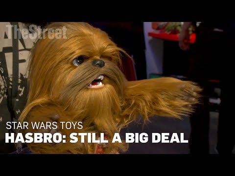 Why Hasbro Thinks Star Wars Toys Are Still a Big Deal