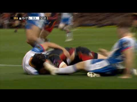 Dragons TV: Welsh derby day drama!