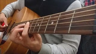 (Sơn Tùng M-TP) Khuôn mặt đáng thương - guitar cover by Anh Nguyen