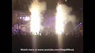 VIshal - Shekhar LIVE performance on Superhit songs @ IIT Bombay Mood Indigo 2014 -2015