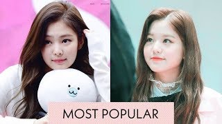 KPOP  The 25 Most Popular Girl Group Members in Korea Right Now #1