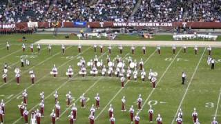 Temple University Diamond Marching Band - Welcome to the Black Parade