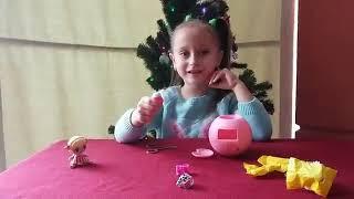 Новогодний LoL SURPRISE Своими руками Оригинальные куколки ЛОЛ ПОДРУЖКИ Video For Kids - Melissa Tv