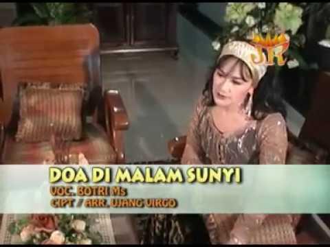 DOA DIMALAM SUNYI - DANGDUT MINANG - BOTRI MS