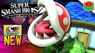 PIRANHA PLANT IS ACTUALLY OP!? | Super Smash Bros. Ultimate