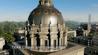 Watch Dogs 2 с технологиями NVIDIA GameWorks