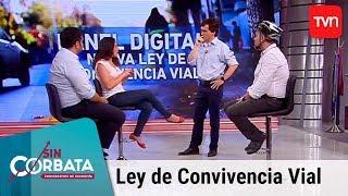 Panel Digital debatió en torno a la nueva Ley de Convivencia Vial | Sin Corbata