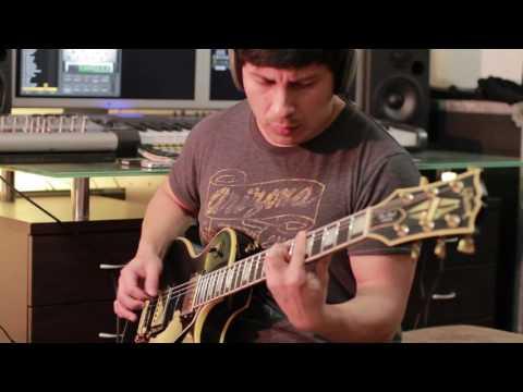 Héroes del Silencio - Iberia Sumergida - guitar cover - guitarra dorian hurodry