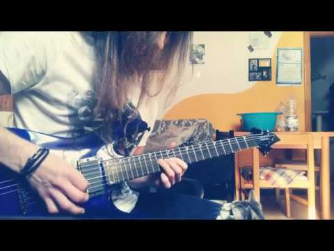 Dream Theater - Best of times solo improvised by Francis Dipasquale