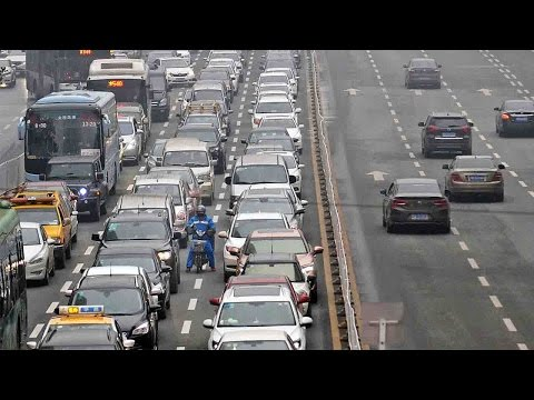 Beijing promotes new energy vehicles to reduce emissions---What is China?