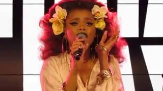 Andra Day Complete Unreleased Song WORK IT OUT at Global Citizen Cadillac House event 9/19/17