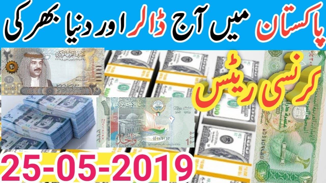 Today US Dollar Rate in Pakistan And Gold Latest News PKR to