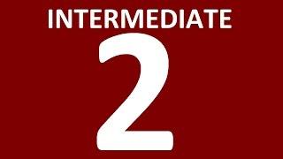 ДИАЛОГИ НА АНГЛИЙСКОМ ЯЗЫКЕ  INTERMEDIATE - УРОК 2.  АНГЛИЙСКИЙ ЯЗЫК.  УРОКИ АНГЛИЙСКОГО ЯЗЫКА