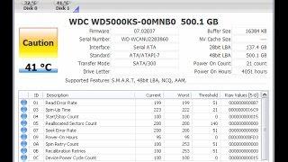 Hướng dẫn kiểm tra, Test ổ cứng bằng phần mềm Crystal Disk Info