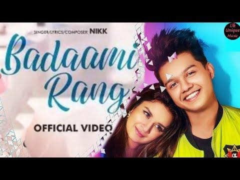 Download Badaami Rang: Nikk And Avneet Kaur New Song|Badaami rang nikk|Latest Punjabi Song 2020|Nikk New song