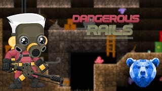 Dangerous Rails #Trailer GAME