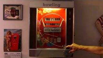 """Spielautomat Bowling """"Alle Neune""""  von NSM Bingen"""
