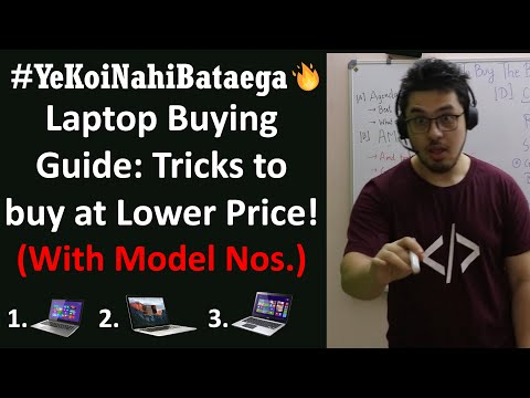 Tricks to Buy the Best Laptop | Which Laptop Should you Buy for Coding in College?