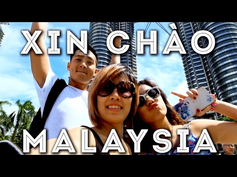 Travel to Malaysia in 2017!   Kuala Lumpur & Melaka (Malacca)