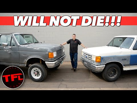 Here's Why You Can't Kill An Old Ford F-Series Truck | Gunsmoke Ep.3