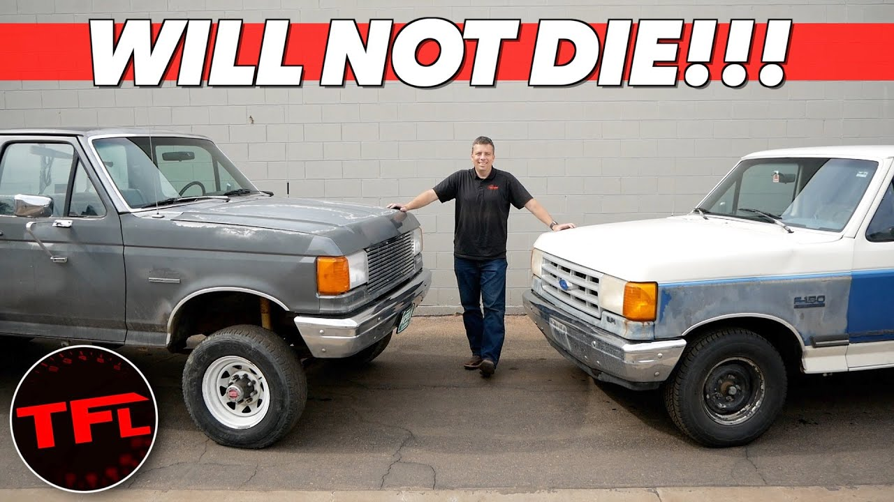 Why Old Ford F Series Trucks Live Forever Video The Fast Lane Truck