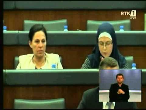 Fjalimi i deputetes Labinote D...