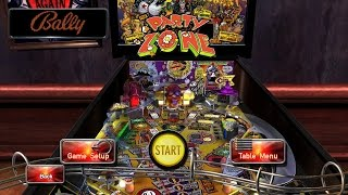 Pinball Arcade - The Party Zone PC Gameplay