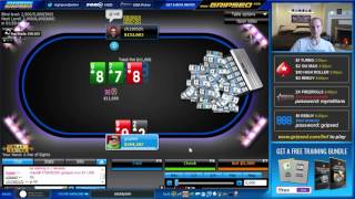 Winning the Final Table at 888 Poker #FMF (Episode 2)