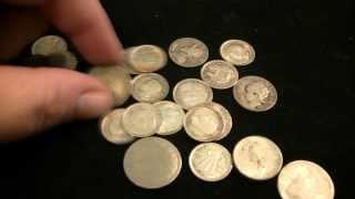Foreign Silver Coin Crapshoot!