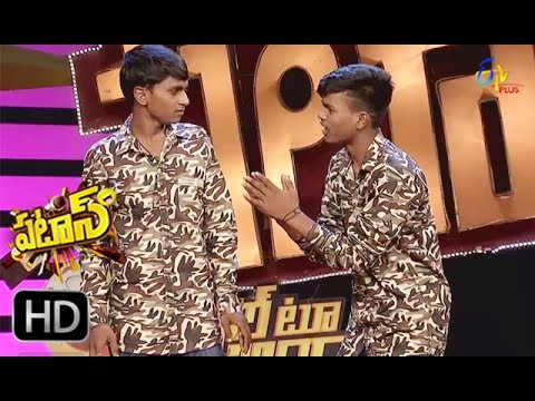 Patas | Bindass Brothers Performance | 26th July 2017  | ETV Plus