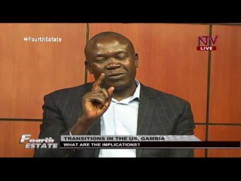 Fourth Estate: Political transitions in the USA, Gambia and 2017/2018 budget framework