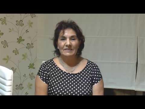 patricia story - My Way For Life - Aharon Lufan