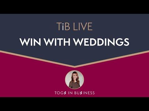 Wedding Photographer Adam Johnson on Education and Hard Work  TiB Live Replay
