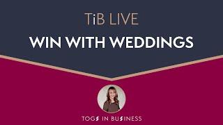 Wedding Photographer Adam Johnson on Education and Hard Work - TiB Live Replay