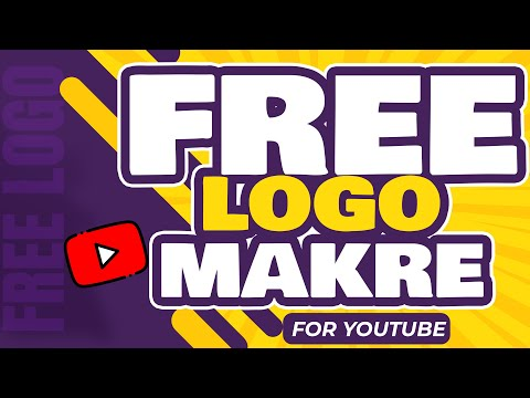 How to make a logo for free | how to create free logo | how to make a free logo in 5 minutes
