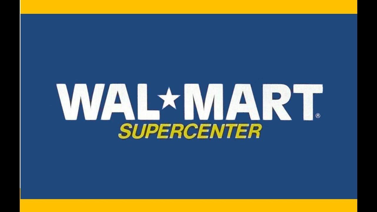 WALMART SUPERCENTER YouTube