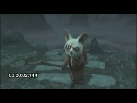 """Kung Fu Panda Deleted Scene - """"Po Blows A Gasket"""" (Beeped)"""