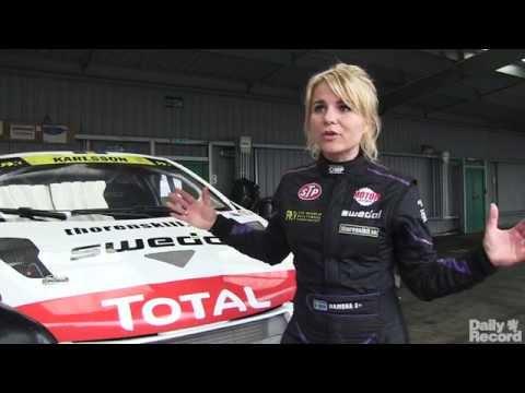 Road Record - Ramona Karlsson joins Albatec Racing at Knockhill