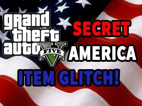 Secret American Items Glitch! How To Access! GTA Online Creator