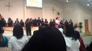 "Alexis Spight ""Jesus Will"" in Thomasville Georgia 9/29/2012"