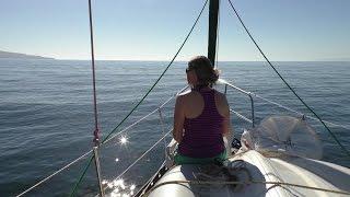 Sailing Vessel Adventurer - Ep - 15 San Diego or Bust