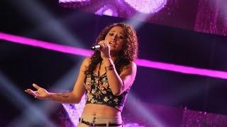 La Voz Perú: Ana Lucía Urbina encantó cantando 'Listen' de Beyoncé