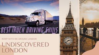 Best Truck Driving Skills