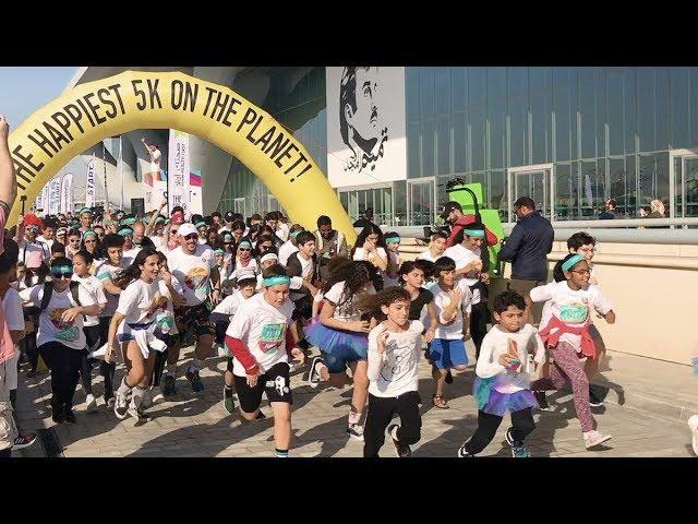 The Color Run 2020 presented by Sahtak Awalan
