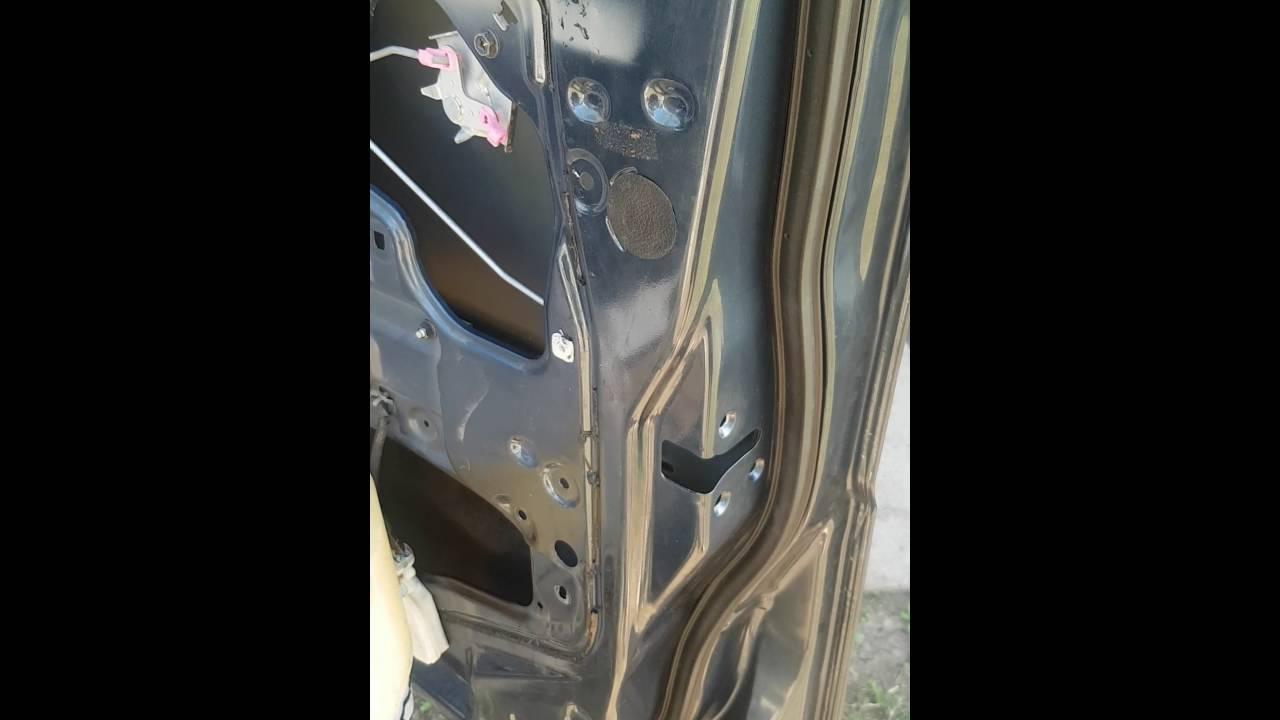 Nissan Patrol Door Lock Youtube