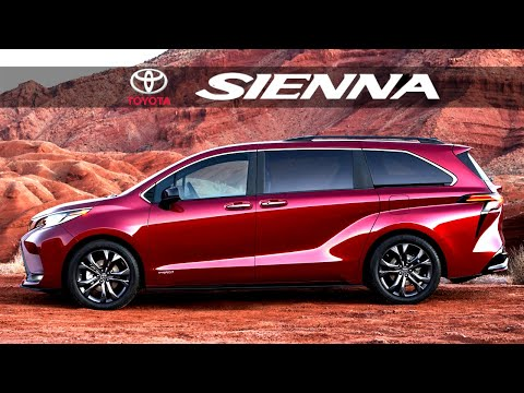 All-new 2021 Toyota SIENNA - Wild Hybrid MPV | Interior, Exterior And Drive