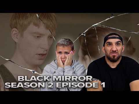 Black Mirror 'Be Right Back' REACTION!!