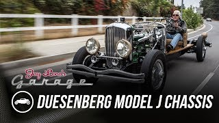 One of Jay Leno's Garage's most recent videos: