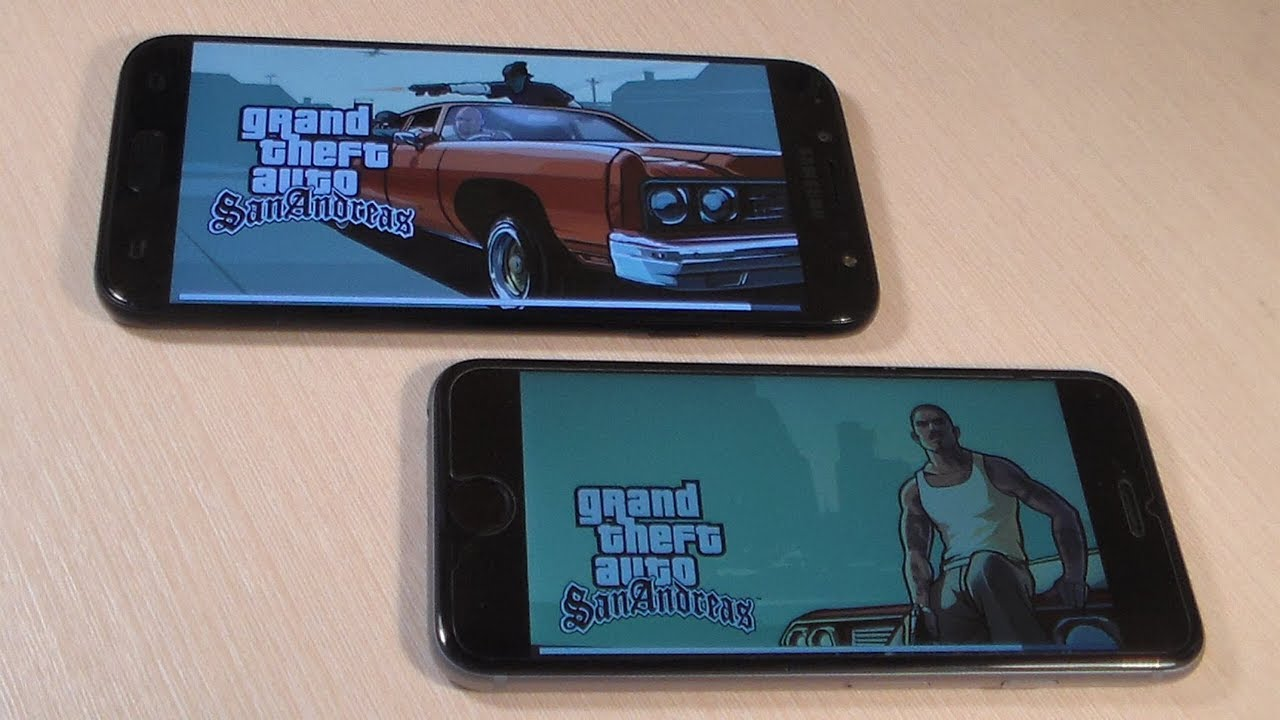 samsung j7 vs iphone 6s
